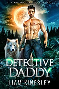 Detective Daddy (Timberwood Cove, #8)