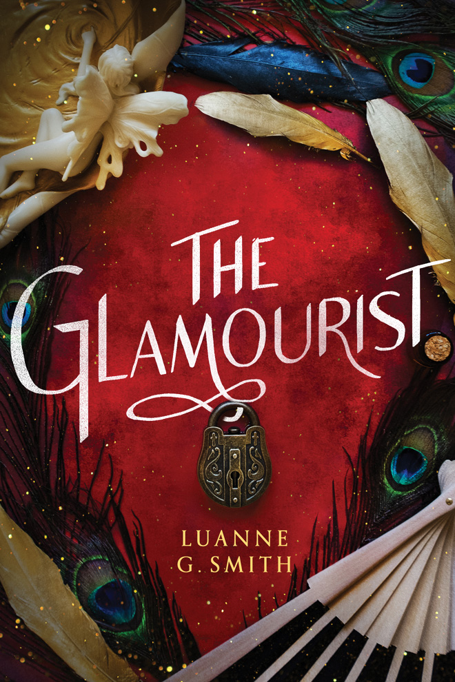 The Glamourist (The Vine Witch) - Luanne G. Smith
