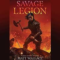 Savage Legion (Savage Rebellion, #1)