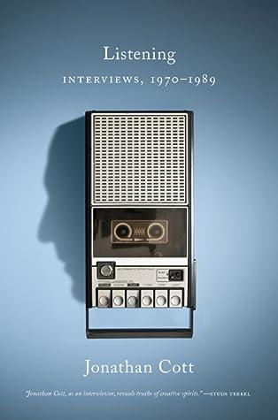 Listening: Interviews, 1970–1989