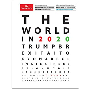 The World in 2020 by The Economist