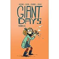 Giant Days, Vol. 6 (Giant Days, #6)