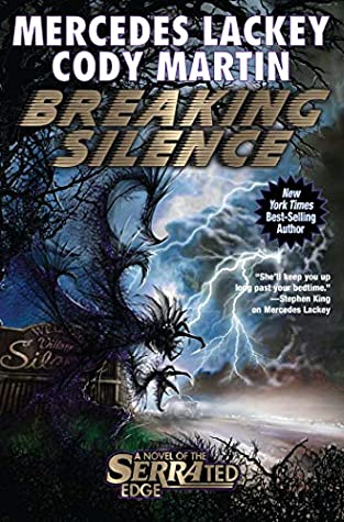 Book Review: Breaking Silence by Mercedes Lackey & Cody Martin