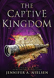 The Captive Kingdom (The Ascendance Series, #4)