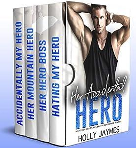 Her Accidental Hero (Her Accidental Hero, #1-4)