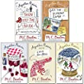 Agatha Raisin Collection 5 Books Set By M C Beaton