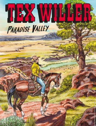 Tex Willer n. 14: Paradise Valley