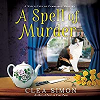 A Spell of Murder (Witch Cats of Cambridge #1)