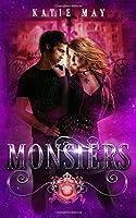 Monsters (Prodigium Academy, #1)