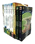 Hamish Macbeth 9 Books Set