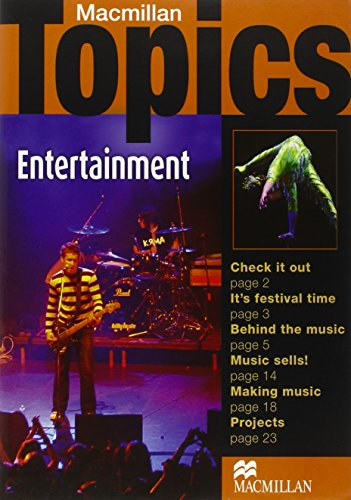 macmillan topics entertainment A2