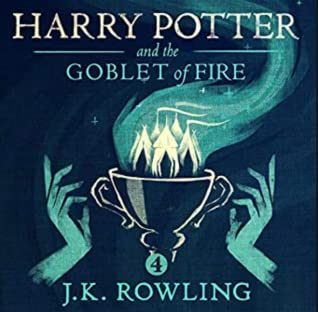 Audiobook Goblet of Fire