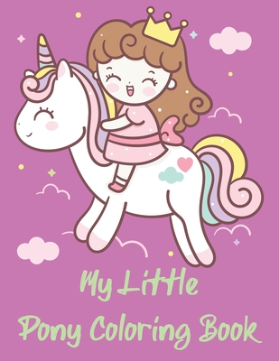 My Little Pony Coloring Book Games
