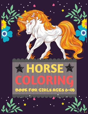 Free Coloring Page: Wonderful World of Horses Coloring Book ... | 400x309