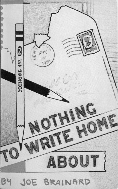 Nothing to Write Home About