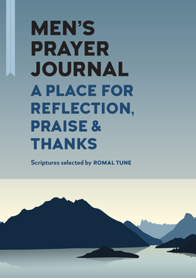 Mens Prayer Journal by Romal Tune