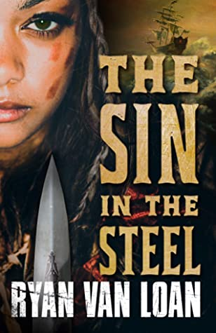 The Sin in the Steel (The Fall of the Gods, #1)