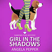 Girl in the Shadows (Diamond Files Mystery Book 1)