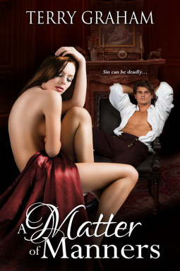 A Matter of Manners (Shades of Sin, #1)
