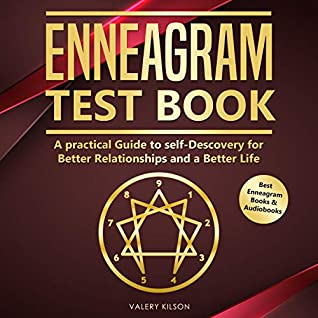 Enneagram Test Book: A practical Guide to self-Discovery for Better Relationships and a Better Life (Best Enneagram Books & Audiobooks Book 2)