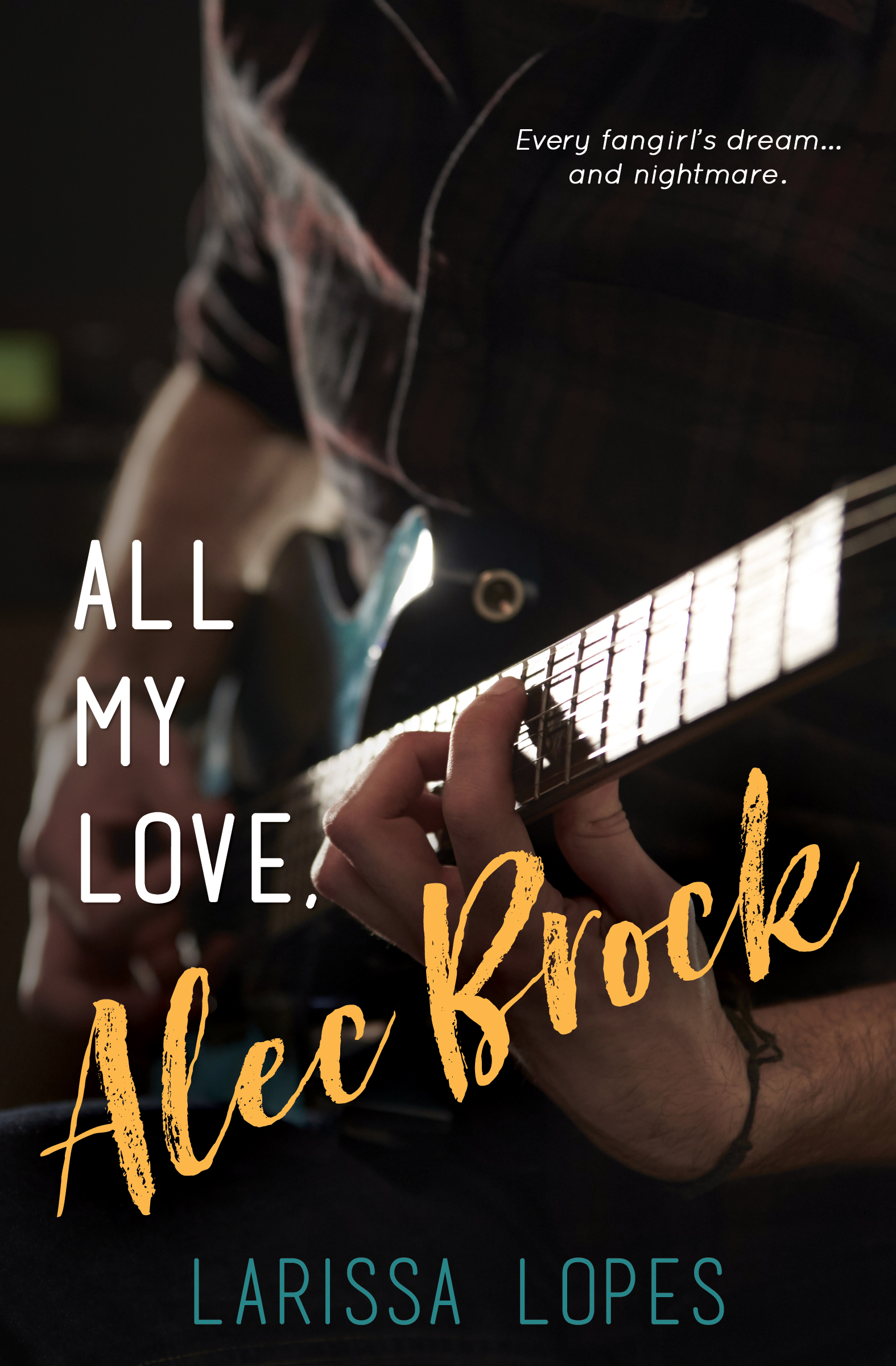 All My Love, Alec Brock (Alec Brock Series #1)
