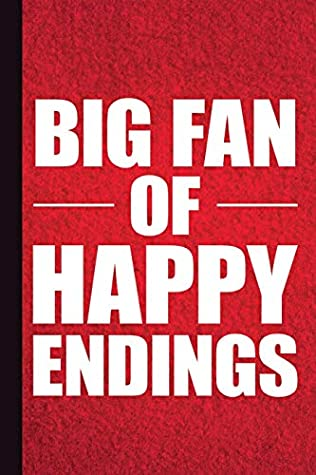 Big Fan Of Happy Endings: Fairy Tail Journal With Lined Pages For Journaling, Studying, Writing, Daily Reflection Notes Prayer Workbook