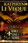 Noble Line of de Nerra Complete Set: A Medieval Romance Bundle