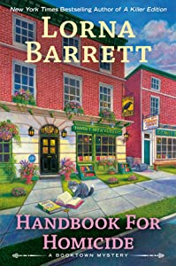 Handbook for Homicide (Booktown Mystery #14)