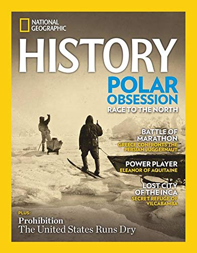 National Geographic History - July 2015 USA