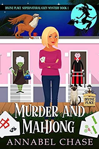 Murder and Mahjong (Divine Place #1)