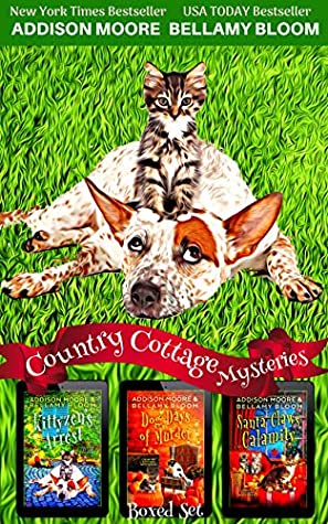 Country Cottage Mysteries: Books 1-3