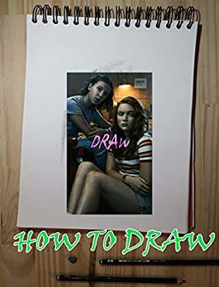 How To Draw Easy Stranger Things Step By Step The Best Book Drawing For Beginners By Evoten Yakis