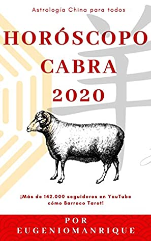 Horóscopo chino cabra 2020: El año de la rata de metal