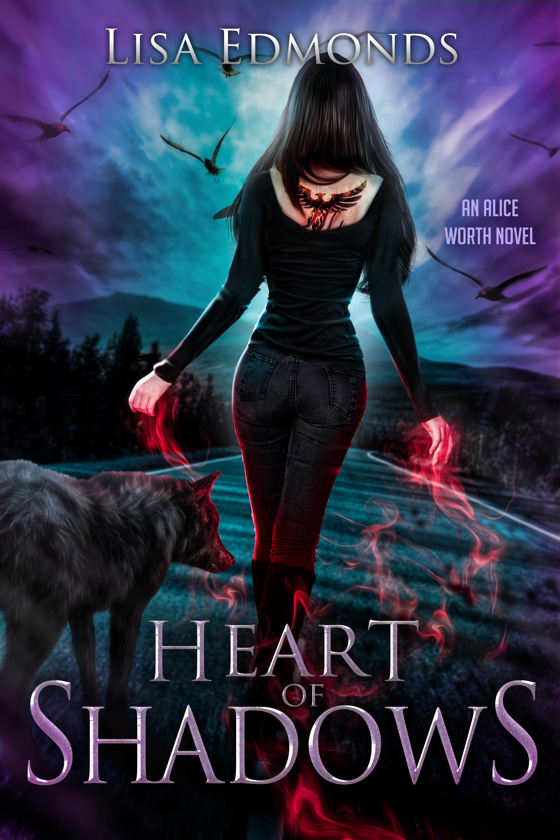 Heart of Shadows (Alice Worth B - Lisa Edmonds