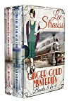 Ginger Gold Mysteries: Murder on the Flying Scotsman / Murder at the Boat Club