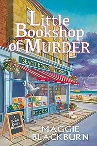 Little Bookshop of Murder  (A Beach Reads Mystery, #1)