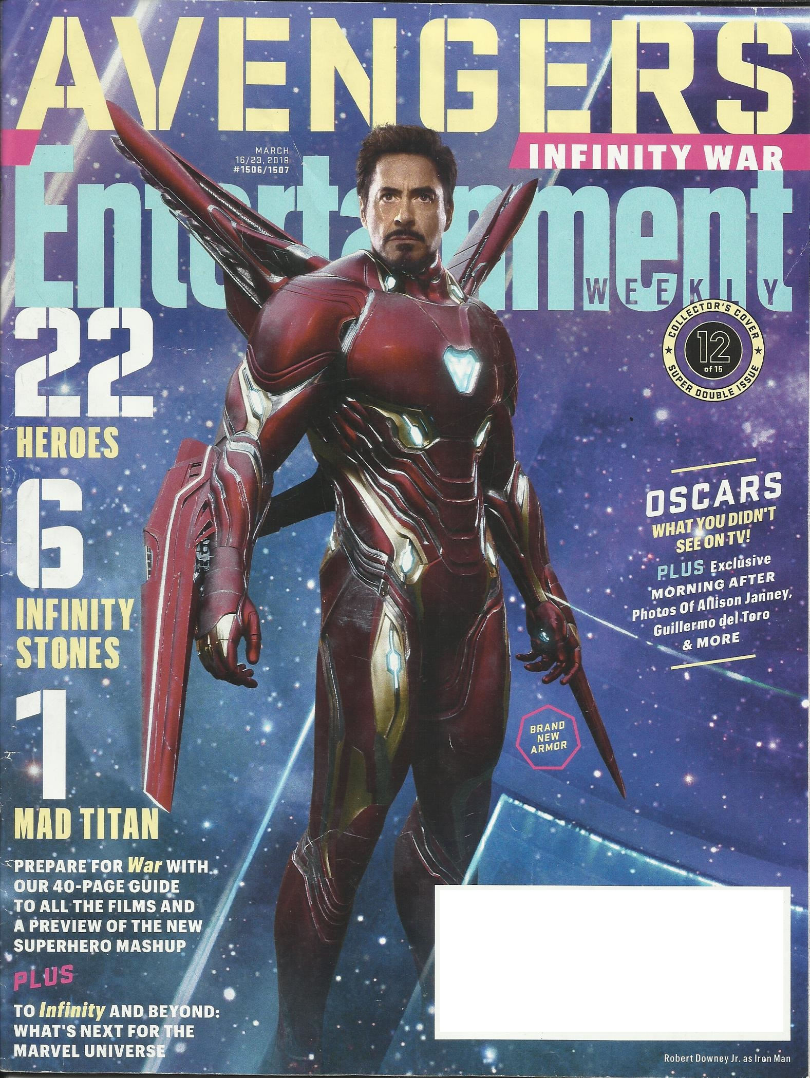 Entertainment Weekly - March 11  2016