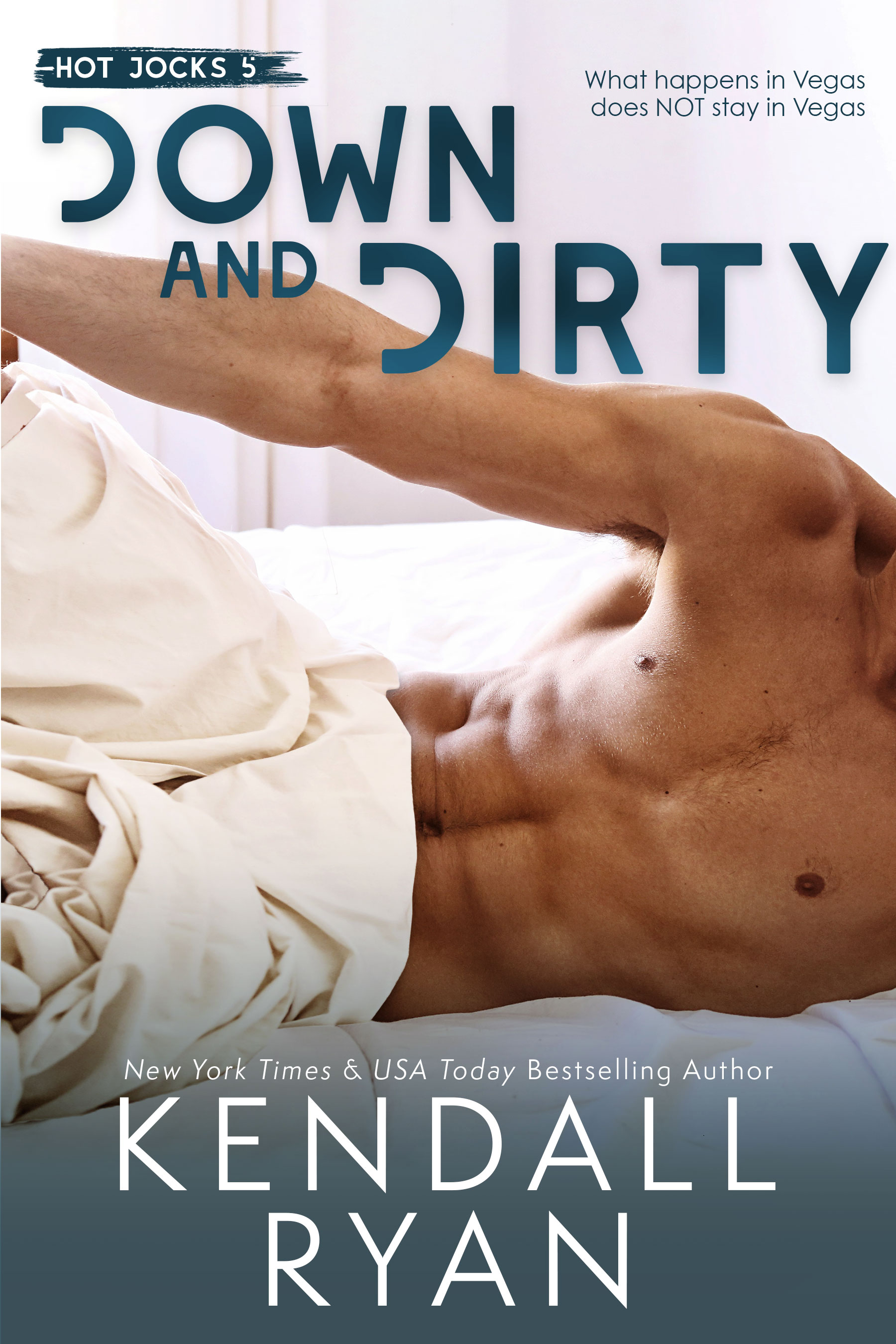 Down and Dirty (Hot Jocks, #5)