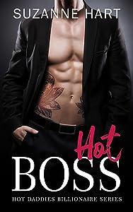 Hot Boss (Hot Billionaire Daddies #1)