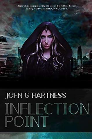 Inflection Point: A Quincy Harker, Demon Hunter Novel