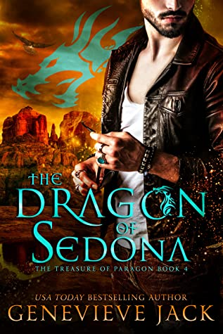 The Dragon of Sedona (The Treasure of Paragon Book 4)