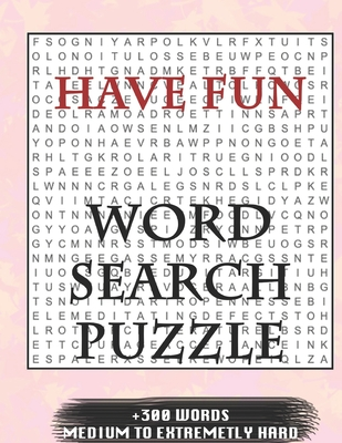 This is a photo of Printable Word Search Puzzles Hard in crossword