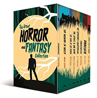 Great Reads: Horror & Fantasy Collection: Boxed Set