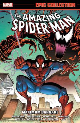 Amazing Spider-Man Epic Collection Vol. 25: Maximum Carnage