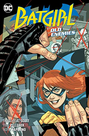 Batgirl, Volume 6:  Old Enemies