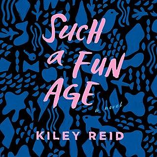 """""""Such a fun age"""" book cover"""