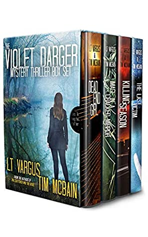 The Violet Darger Mystery Box Set