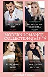 Modern Romance January 2020 Books 1-4: The Italian's Unexpected Baby (Secret Heirs of Billionaires) / Secrets of His Forbidden Cinderella / Redeemed by ... Princess (Mills & Boon e-Book Collections)