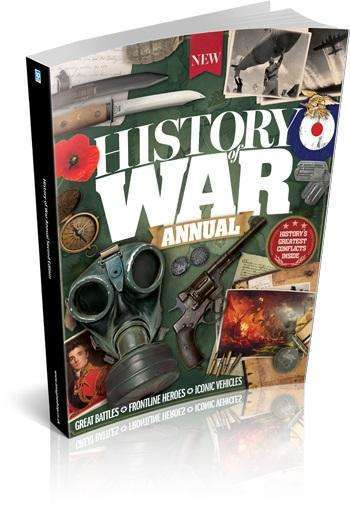History of War Annual Vol