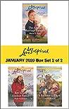 Harlequin Love Inspired January 2020 - Box Set 2 of 2: An Anthology